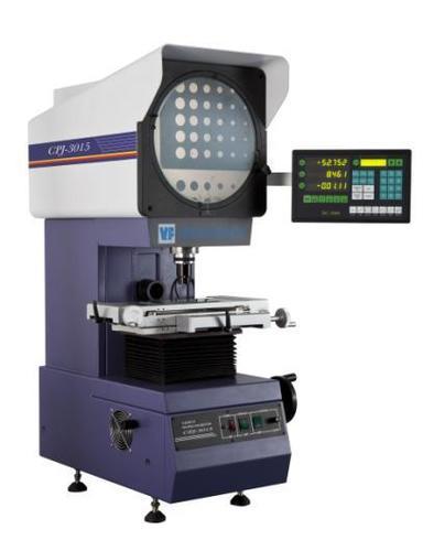 Vertical Optical Measuring Profile Projector
