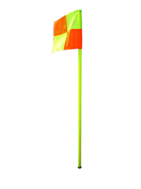 Corner Flag with Collapsible Spike