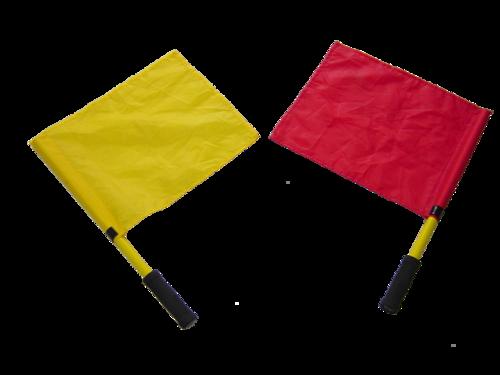 Linesman Flag Digit Size: 45 Cm