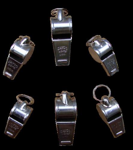 Metal Whistle Referee Whistles