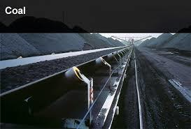 Conveyor Belt for coal