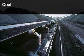 Conveyor Belt for coal