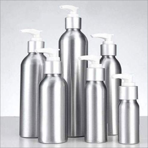 Aluminium Pump Bottles