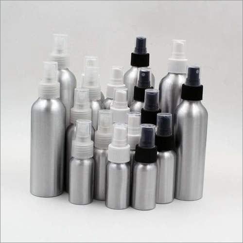 Aluminium Spray  Bottles