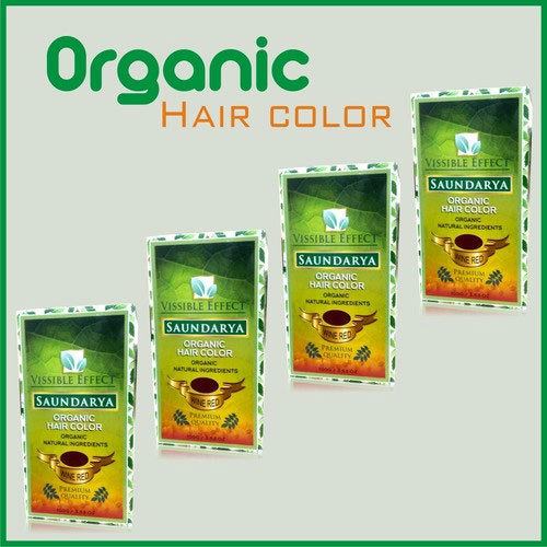 Saundarya Organic Hair Color