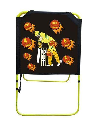 Cricket Target Mat with Rebounder