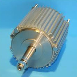 Radial Flux Permanent Magnet Alternator