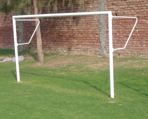 Metal Goal 12' with Roofing