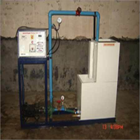 Variable Speed Centrifugal Pump Test Rig