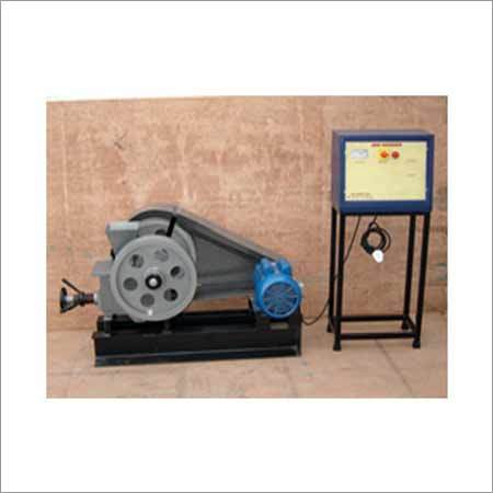 Jaw Crusher Apparatus