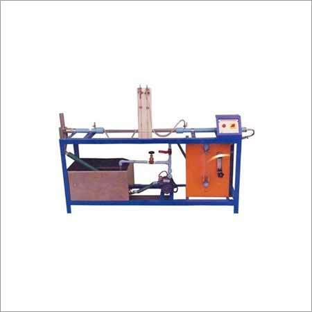 Pressure Drop in Two Phase Apparatus