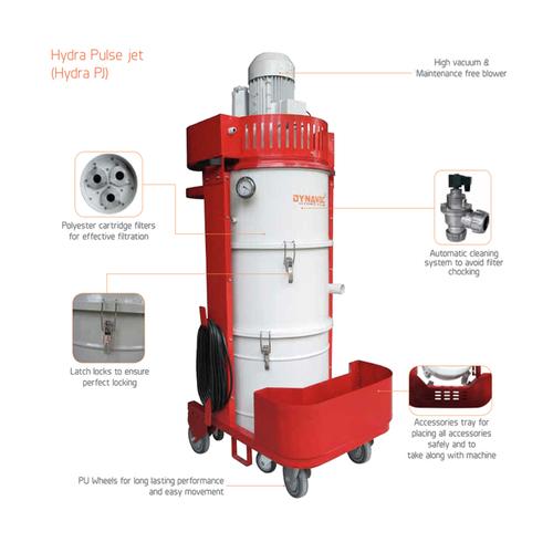 Pulse Jet Vacuum Cleaner