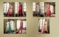 Mohini Fashions (GLAMOUR-31) Straight Salwar Kamee