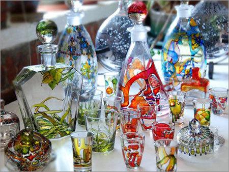 Glass Artwares