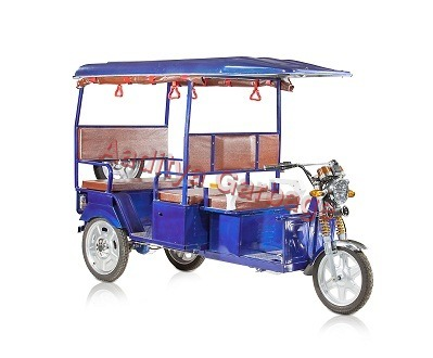 Rechargable Battery E-Rickshaw