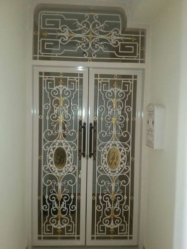 Door Iron Gate