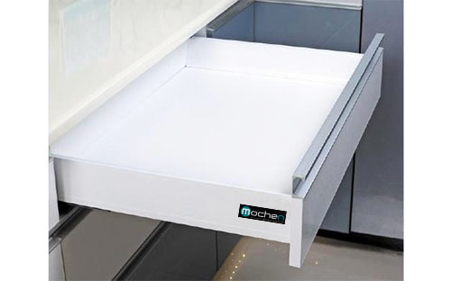 MOCHEN TANDEM DRAWER WHITE 4