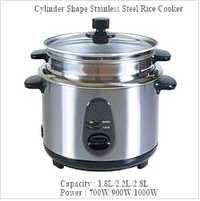 Cylinder shape body Rice Cooker