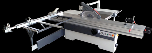 High precision sliding table panel saw