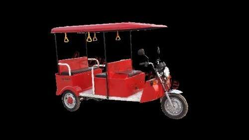 Government Approved E Rickshaw