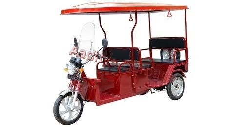 Yatri E- Rickshaw