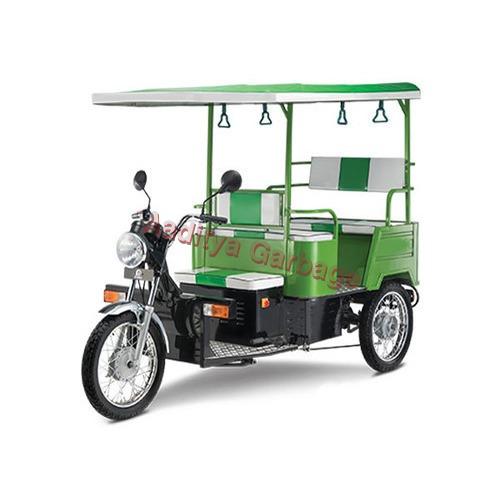 Yatri Electronic Rickshaw