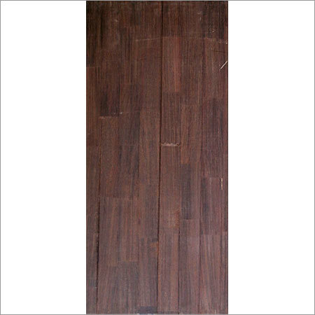 Wenge Engineered Panels