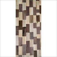 Teak Wood Door Panel