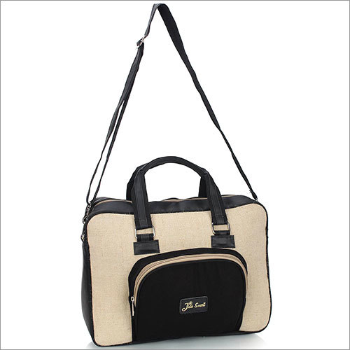 Corporate Jute Laptop Bag