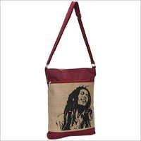 Marley Jute Sling Bag