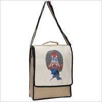 Londonaire Jute Sling Bag