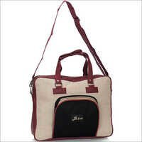 Jute Corporate Laptop bag