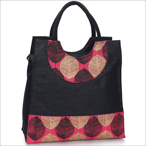Ethnic Jute Hand Shopping Bag