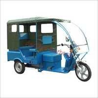 Customize E-Rickshaw