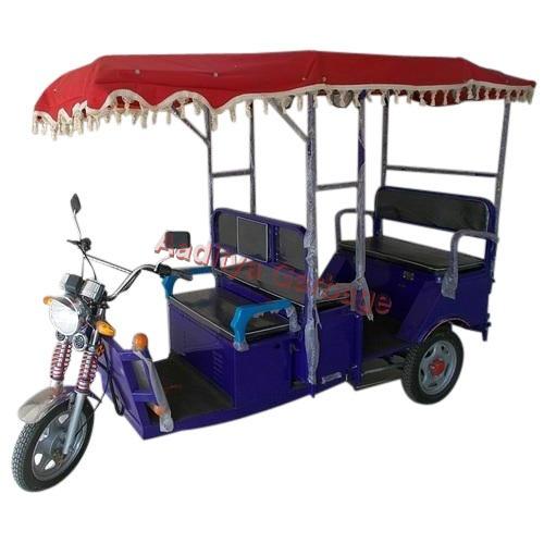 Cycle Passenger E-Rickshaw