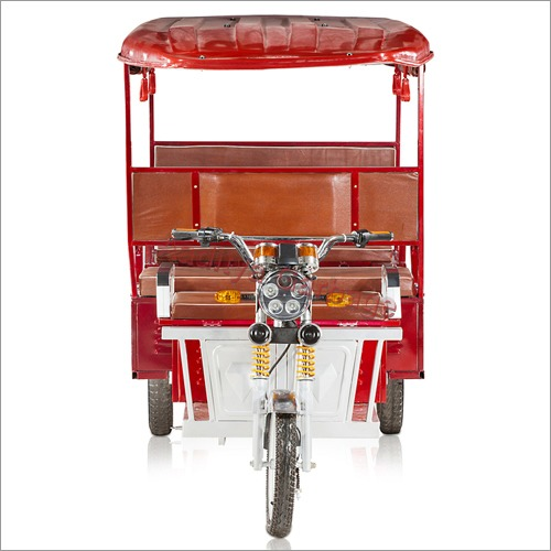 Customized E-Rickshaw