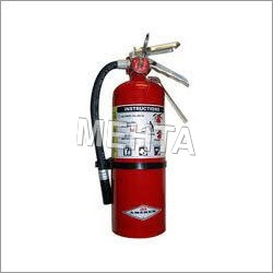 Portable Fire Extinguishers