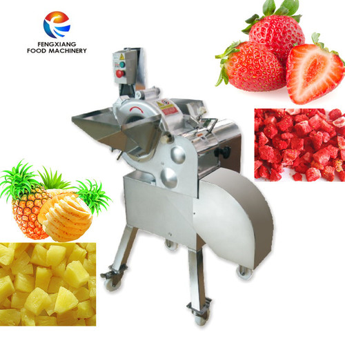 Vegetable Fruit Dicing Machine