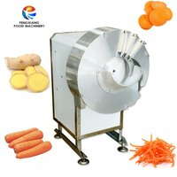 Ginger Cutting Machine Carrot Cutting Machine