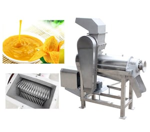 Industrial Fruit Pulping Juice Machine