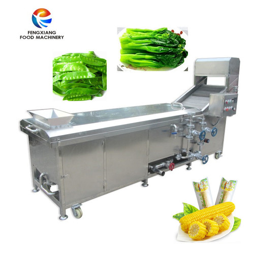 Vegetable Blanching Machine