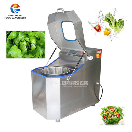 Vegetable Hot Water Blanching Machine