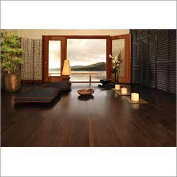 Wooden Flooring Aluminum Glazing