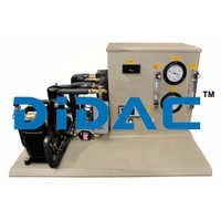 Water Water Heat Pump Apparatus