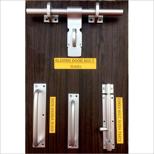 ISI Aluminium Door Fittings