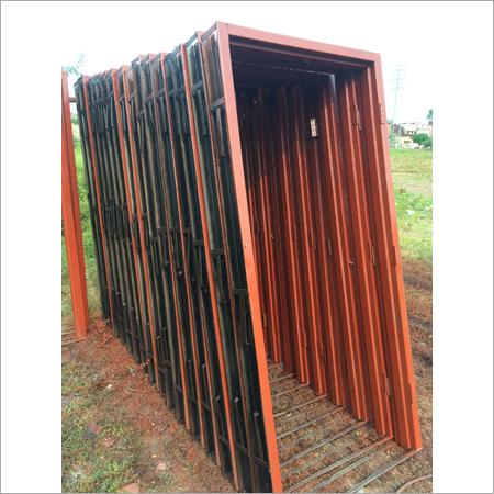 Pressed Steel Chowkhat