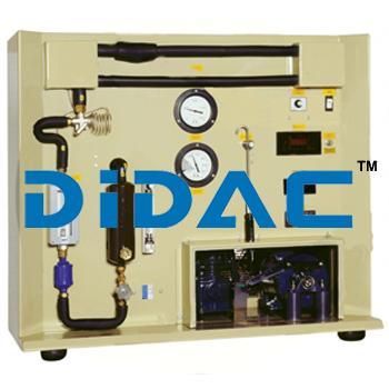 Refrigeration Laboratory Unit