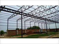 Industrial Metal Sheds