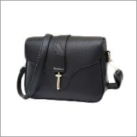 PU Leather Crossbody Handbag