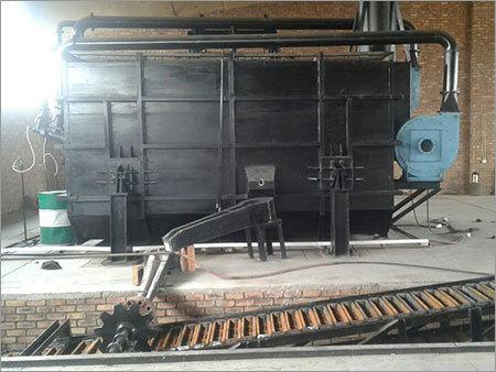 Aluminium Furnace 12 Tons
